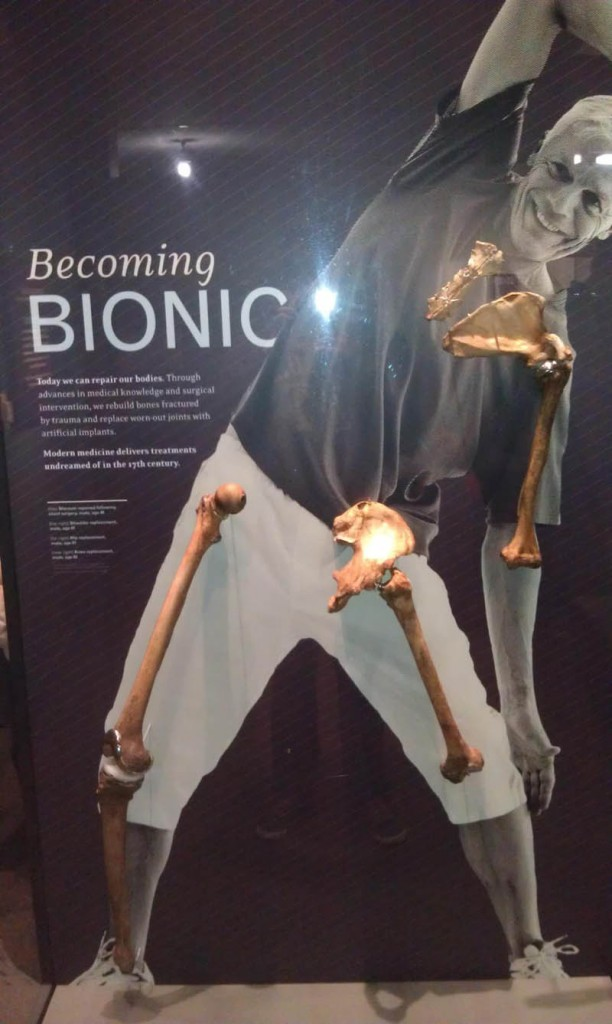 A whole exhibit on me at the Smithsonian