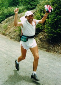 running after a hip replacement