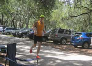 MM 50K run in 300x216 Dave   Going for Gold in my 3rd Ultra Race
