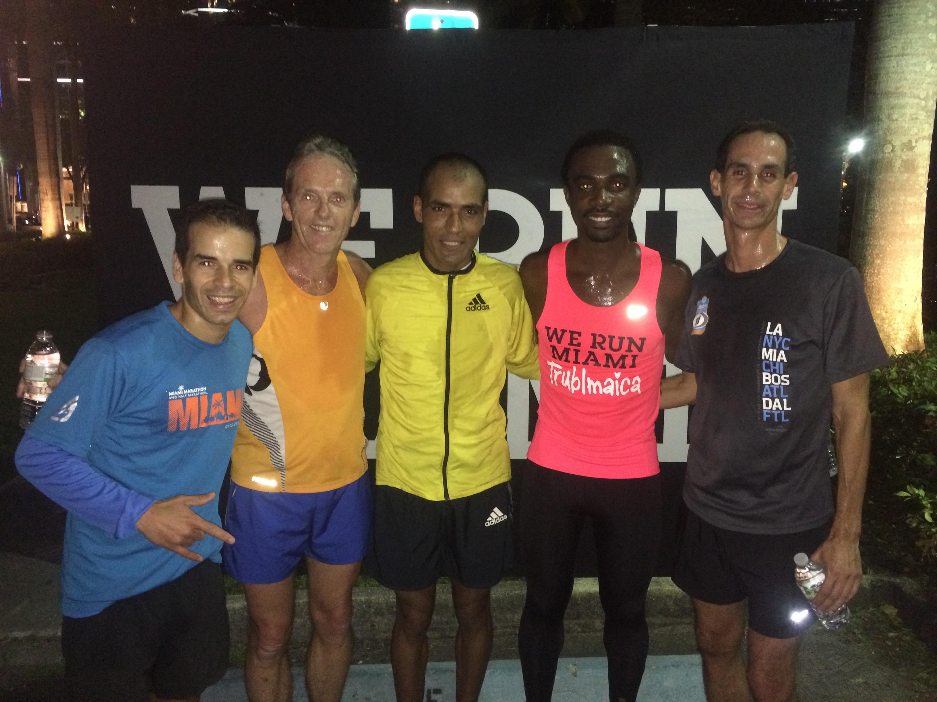 Run Club Miami The Run Club And Saw Omar
