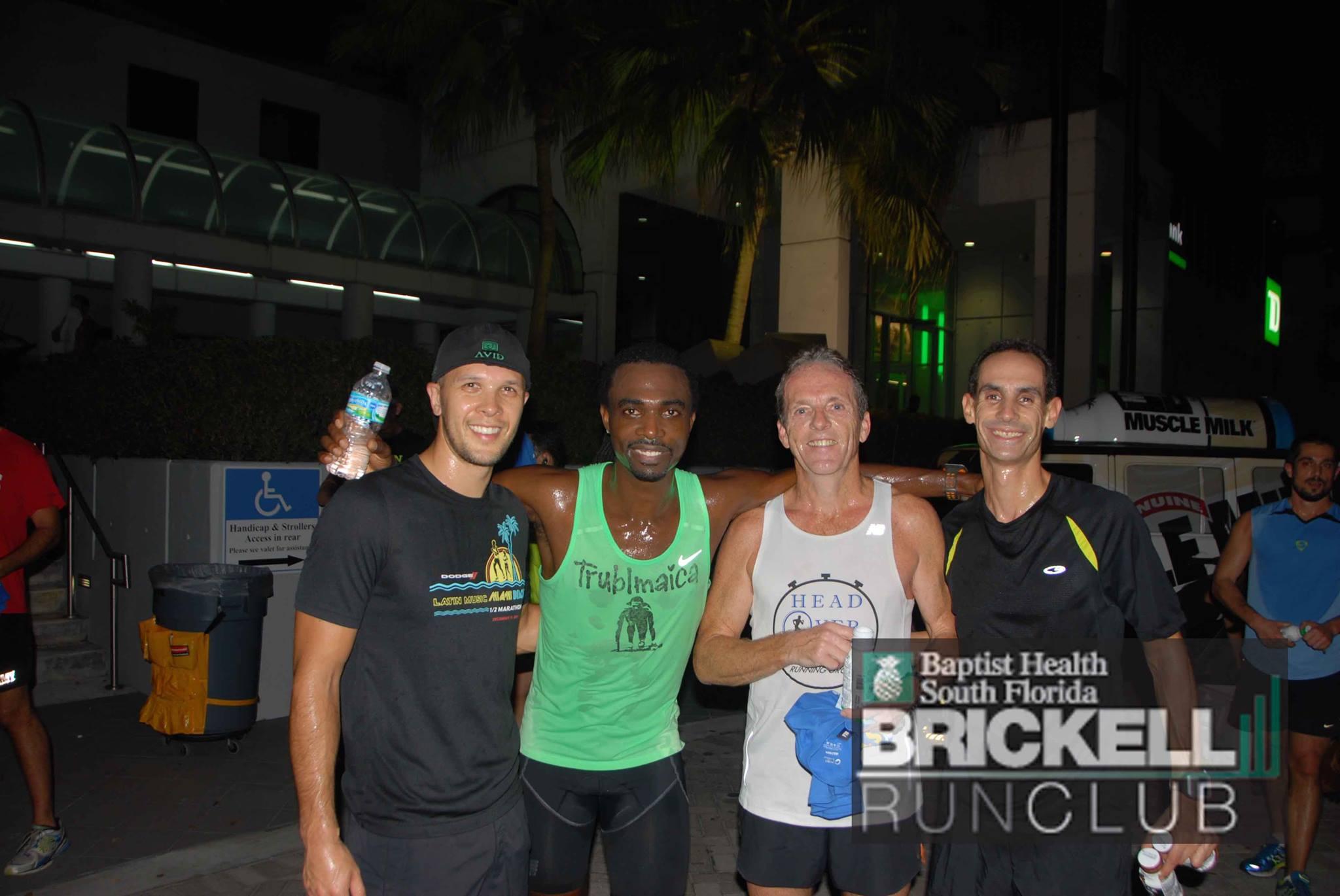 Run Club Miami to Run · Miami Run Club