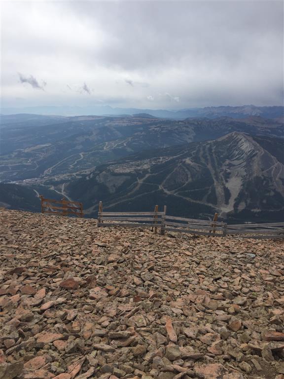 top Medium Tom   Mountain Run Done